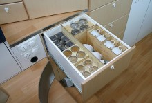 Mobile Home Kitchen Storage 3