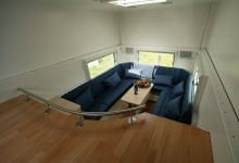 Mobile Home Interior