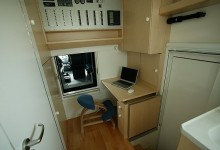 Mobile Home Workspace